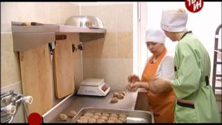 Pro Профессии: повар в детском саду.