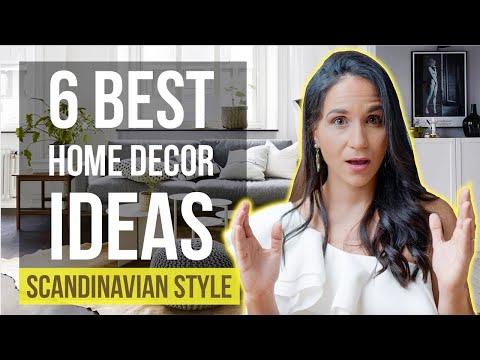 Interior Design Ideas And Tips For A Scandinavian House Design