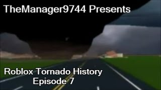 Roblox Tornado History Episode 7: Supercell