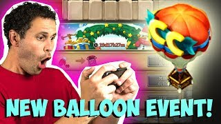 New BALLON Event Android Update TOMORROW! Castle Clash