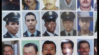 Policías víctimas de la toma guerrillera del 2000 fueron homenajeados en Granada