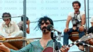 Frank Zappa LIVE Honey Don