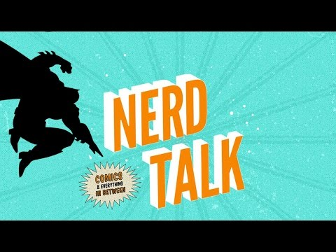 The Dark Knight Returns & Elseworlds Comics - Nerd Talk Podcast