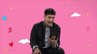ROBI DOMINGO Receives Sweet Love Letter From His