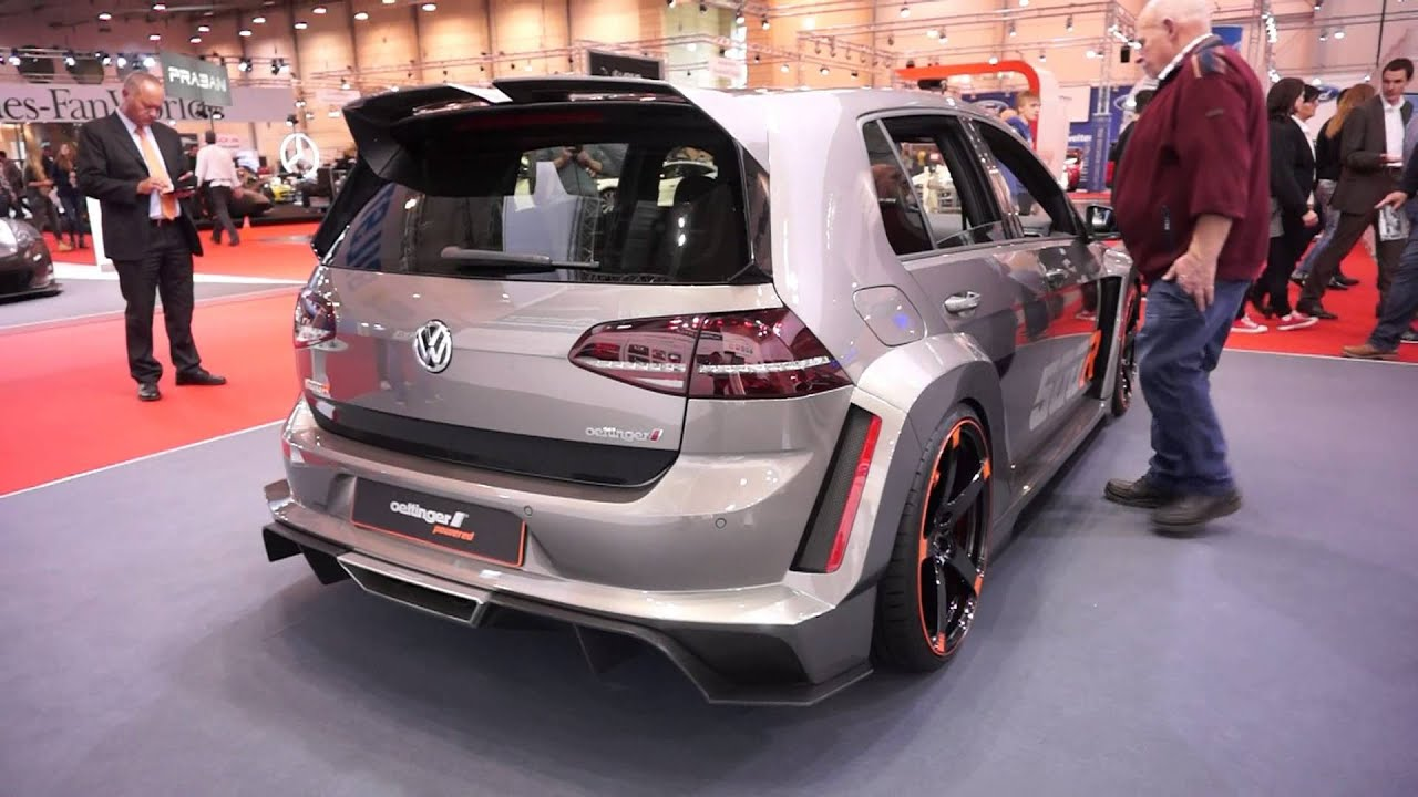 vw golf 518ps 500r oettinger essen motor show 2015 youtube. Black Bedroom Furniture Sets. Home Design Ideas