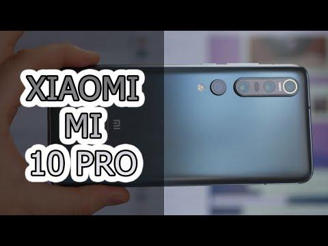 ПОДРОБНЫЙ ПЕРВЫЙ ВЗГЛЯД   Xiaomi Mi 10 Pro
