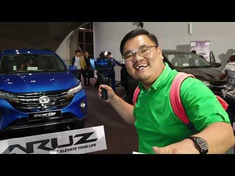 Perodua Aruz Launch Walkaround, RM75k - RM80k | EvoMalaysia.com