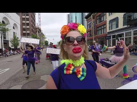 Kalamazoo Do-Dah Parade 2018