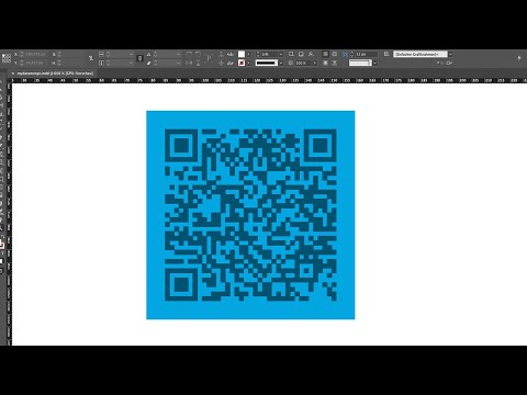 Can i create colored QR-Codes with content of my clients