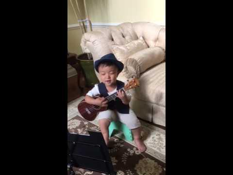 Don't worry be happy ukulele