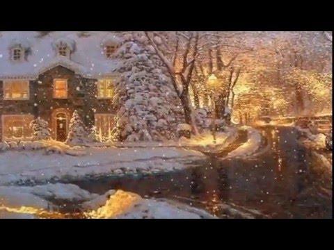 Снег кружится, летает, летает...