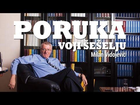Poruka Voji Šešelju - Milan Vidojević - Feliksove priče #018