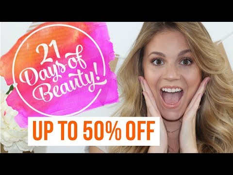 ULTA 21 DAYS OF BEAUTY FALL 2017// My picks!