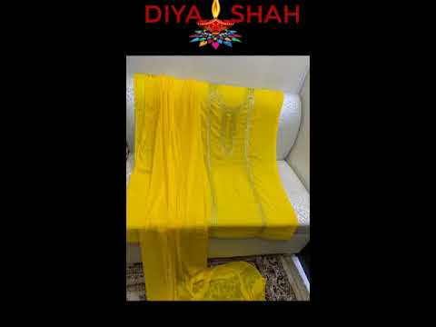 Party Wear Suit Collection I Diya Shah Style's I Diya's Dresses I Diya's Brand Dresse