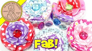 Fablossom Maker Kit....Fun, Fast & Fabulous - It's Easy!