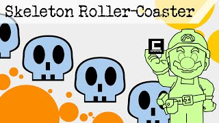 """""""Tips, Tricks and Ideas with Skeleton-Roller-Coasters"""" or """"Bowsers Adventure World"""""""
