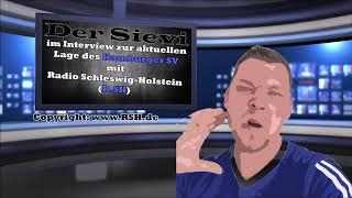 Der Sievi im Interview mit R.SH zur aktuellen Lage des HSV
