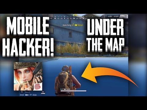 Hackers in Mobile!!! Oh no... | Rules Of Survival