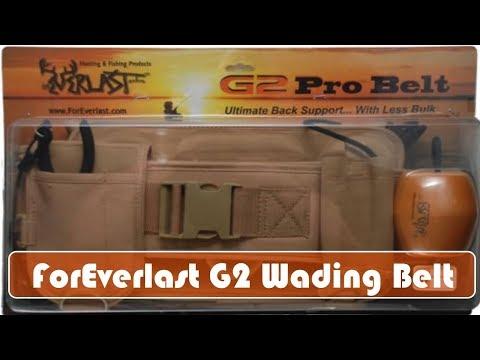 ForEverlast G2 Wading Belt Review