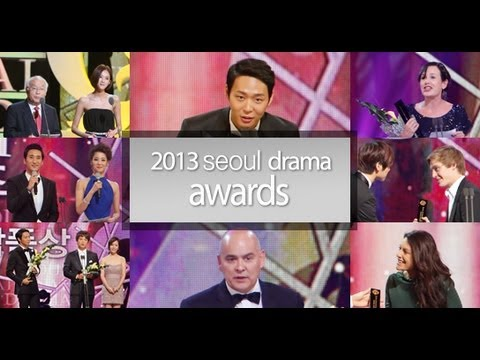 [RED CARPET] SEOUL INTERNATIONAL DRAMA AWARDS 2013 LIVE