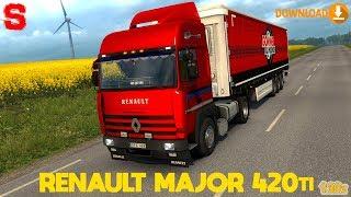 "[""Euro Truck Simulator 2"", ""Ets2.lt"", ""Ets2"", ""1.30x"", ""SiMoN3"", ""mod"", ""truck mod"", ""truck"", ""renault truck"", ""renault old"", ""old truck"", ""renault major"", ""renault major mod"", ""renault major 420ti"", ""Subscribe"", ""Like"", ""Mr. GermanTruck""]"