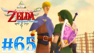 The Legend of Zelda Skyward Sword 100% Walkthrough - Part 65: Retrieving Beedle's Beetle!