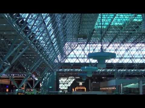 An HD Tour of Taipei Taoyuan Airport