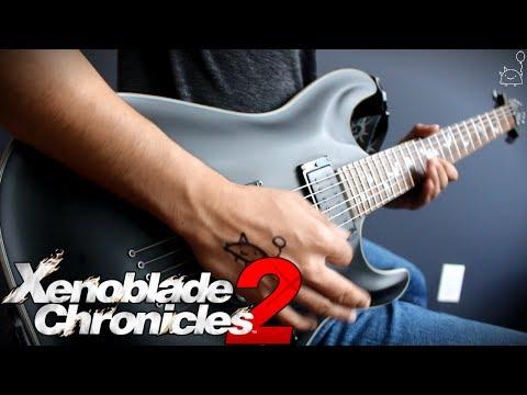 Action Start - Xenoblade Chronicles 2 (Rock Cover) || Shady Cicada