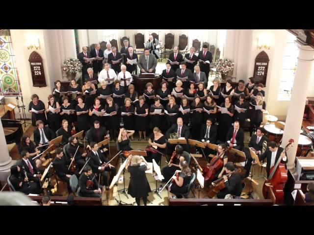 Cantata Sinfonia de Louvor - IPUSP - [03/10] - Cristo, Modelo de Humildade / A Cruz de Cristo