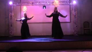 Arabesque: Coreografia Candelabros