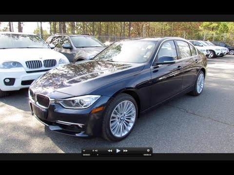 2012 BMW 328i Sedan (Luxury, Modern & Sport Lines) Start Up,