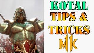 Mortal Kombat 11 - Kotal Kahn Tips & Tricks