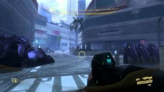 Halo 3: ODST (Xbox One) - Part 3 - Buck [Gameplay Walkthrough] [No Commentary Gameplay]