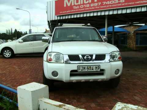 2009 NISSAN HARDBODY MP300 2.4i HIGHRIDER 4X4 D/CAB Auto For Sale On Auto Trader South Africa