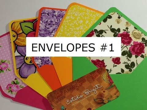Envelopes #1 (VIDEO)