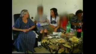 תיעוד: ישראלית שהתאסלמה חוזרת למשפחתה