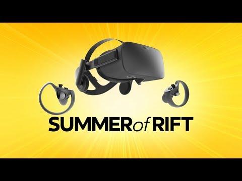 Summer of Rift