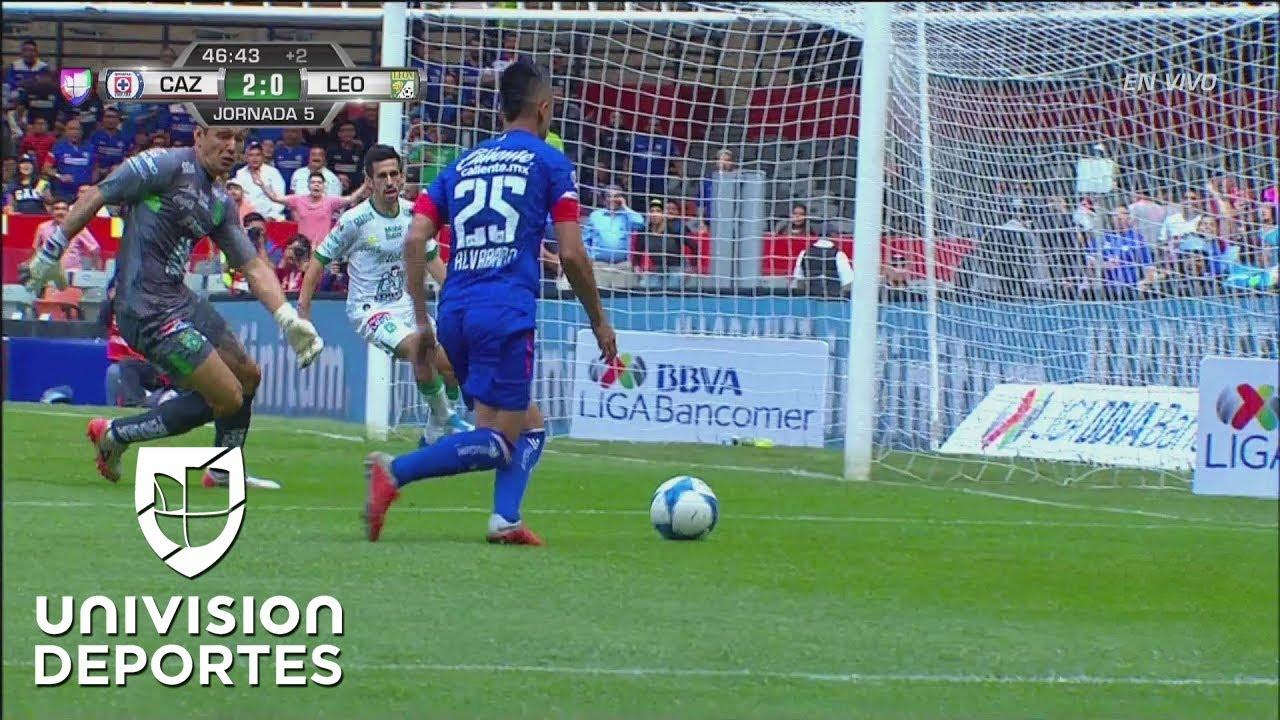 VIDEO: El gol de Roberto Alvarado en el Mxico vs Panam