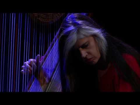 Hélène Breschand, harpe et Kerwin Rolland, diffusion sonore
