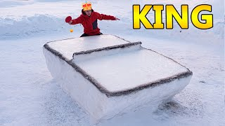 King of the Frozen Table