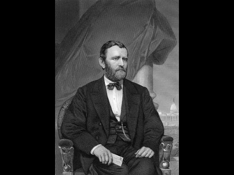 1868 Presidential Election - Ulysses S. Grant Wins The Presidency