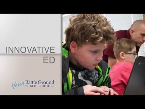 Innovative ED: Laurin Middle School