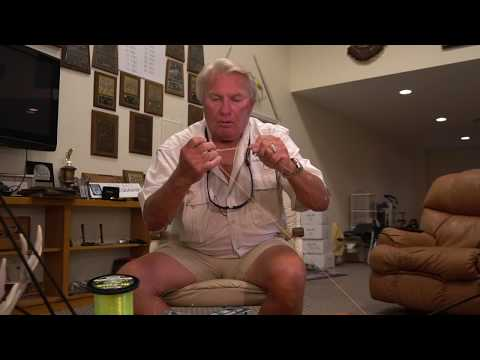 Fishing Braided line and knot Tips