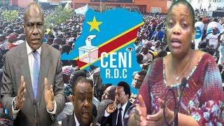 URGENT!! Martin Fayulu,Eve Bazaiba Lamuka APPELLE LES CONGOLAIS A SAISIR CETTE OCCASION HISTORIQUE