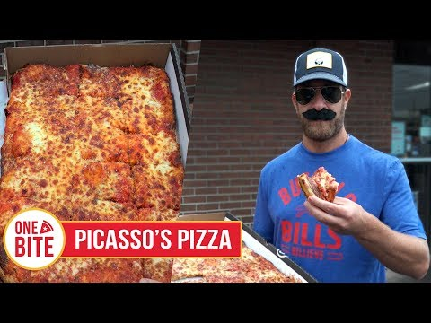 Barstool Pizza Review - Picasso's Pizza (Buffalo)