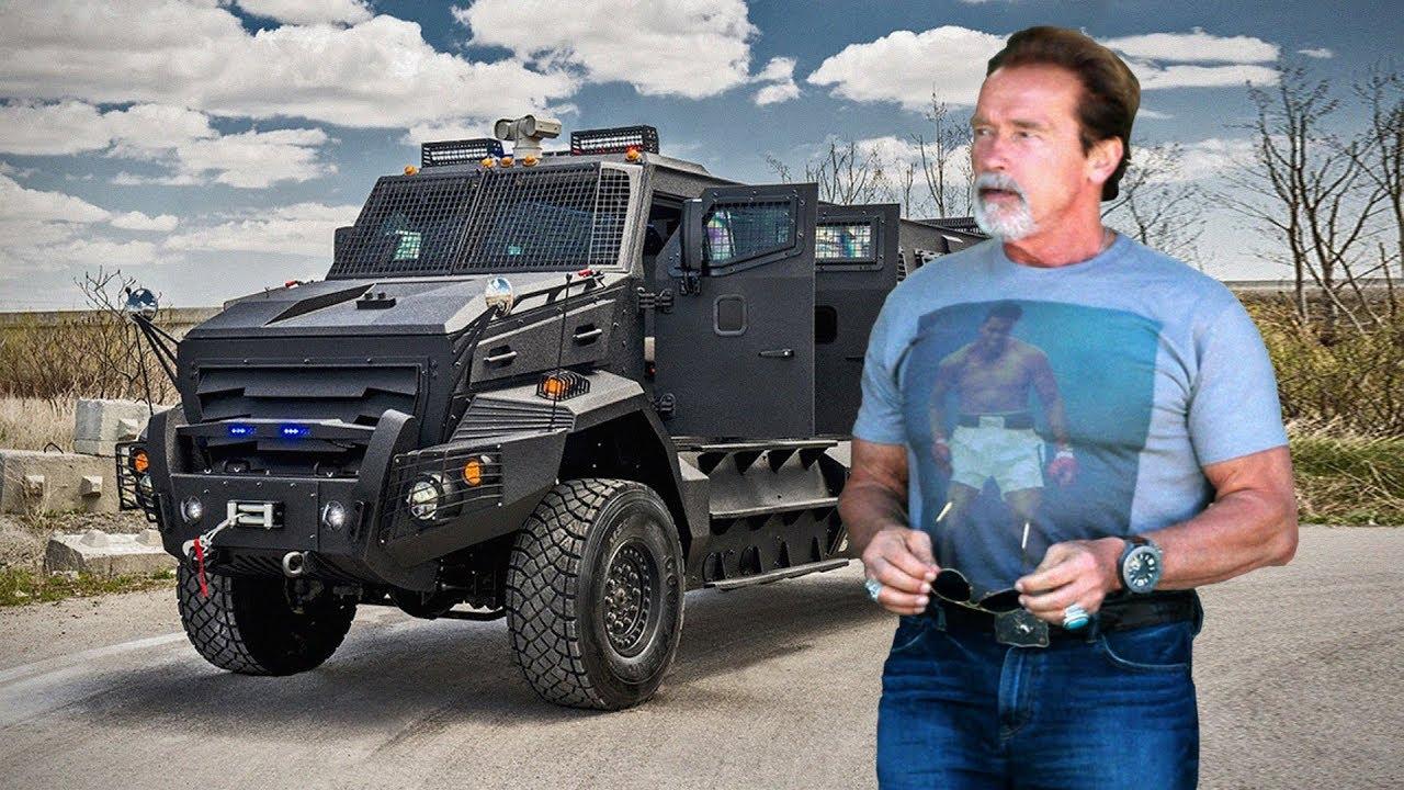 2018 Bentley Gt Price >> Arnold Schwarzenegger's Car Collections ★ 2018 - YouTube