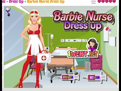 SHAWN: Barbie hookup with ken dress up games