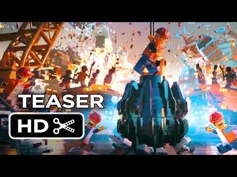 The Lego Movie Official Teaser - Meet Emmet (2013) - Movie HD