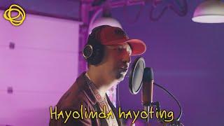 brbalo PLAGIAT - Xayolimda hayoting (original Drake - Hotline Bling)