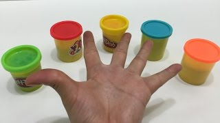 Learn Colors with Play Doh | educational video for children | The Surprise For Kids